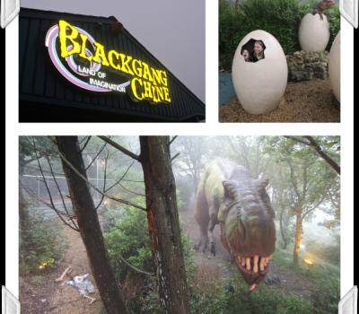 Blackgang Chine Dino Nights