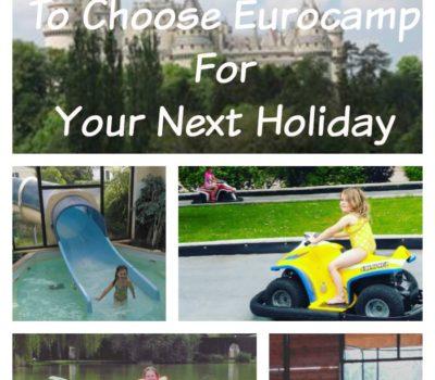 Eurocamp Holidays